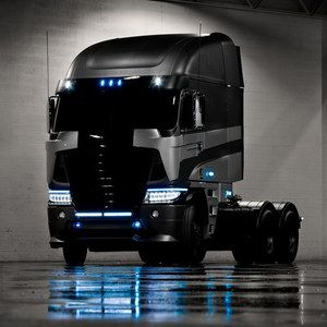 Argosy Freightliner Revealed on the Set of Transformers 4