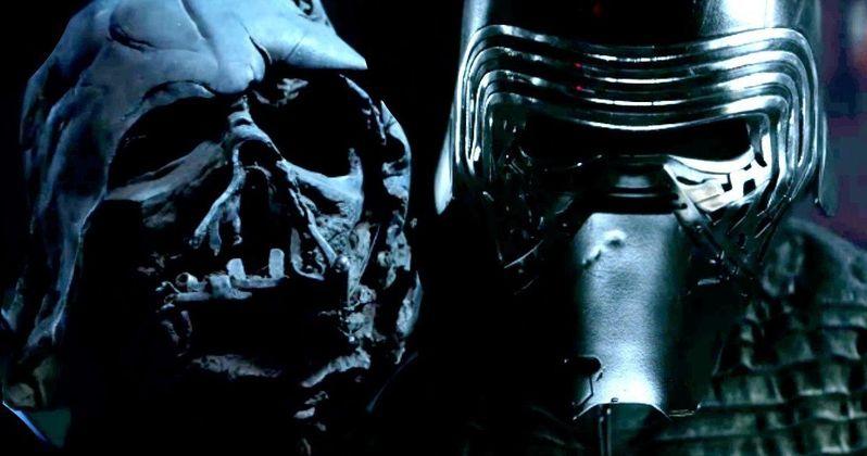 Is This How Kylo Ren Got Darth Vader's Helmet in Star Wars: The Force Awakens?