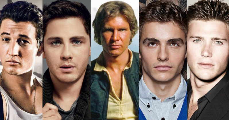 One of These Actors Will Probably Be the Next Han Solo
