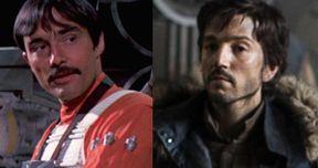 Star Wars Rogue One: Is Diego Luna Playing Biggs Darklighter?