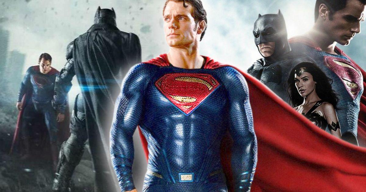 Zack Snyder Wants a 5-Hour Man of Steel and Batman v Superman Supercut