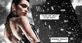 5 Sin City: A Dame to Kill For Character Posters