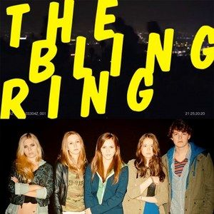 The Bling Ring Set Photo with Emma Watson in Costume as Nicki