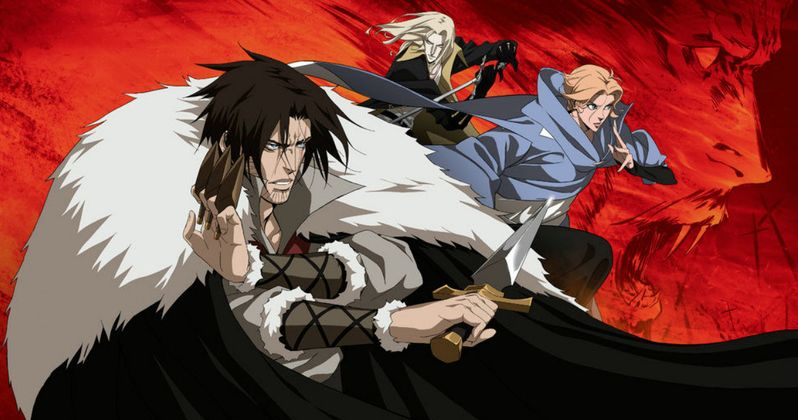 Castlevania Gets Renewed for Expanded Season 2 on Netflix