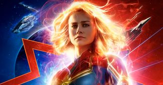 Captain Marvel Poster Arrives, New Trailer www.mmdst.coming Tomorrow