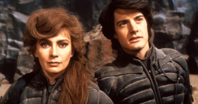 Dune Remake Gets Forrest Gump Writer Eric Roth