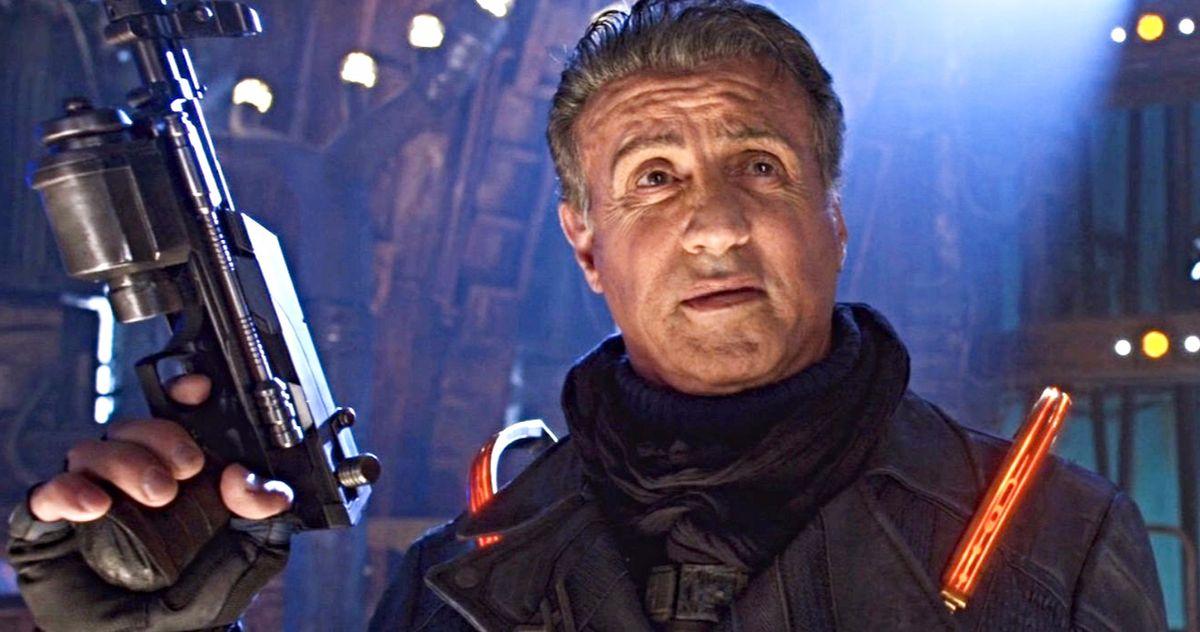 Samaritan Set Photos Bring First Look at Sylvester Stallone's Superhero Movie