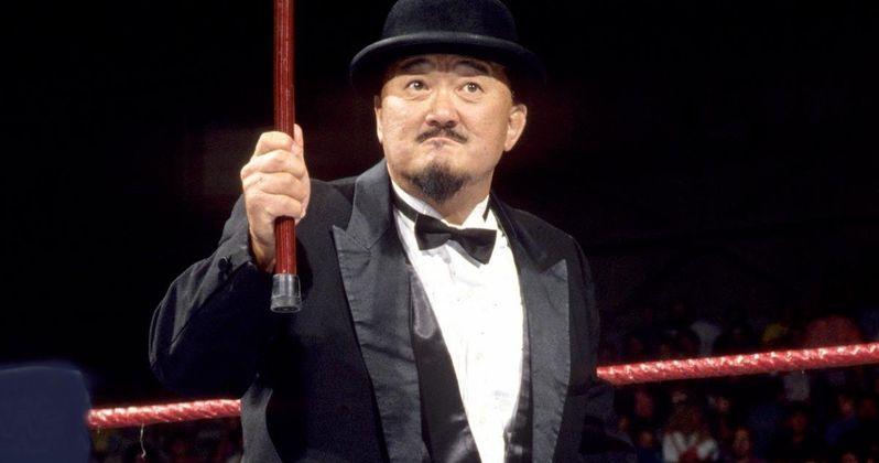 WWE Wrestler Mr. Fuji, Aka Harry Fujiwara, Passes Away at 82