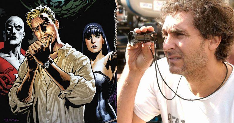 DC's Justice League Dark Movie Gets Edge of Tomorrow Director