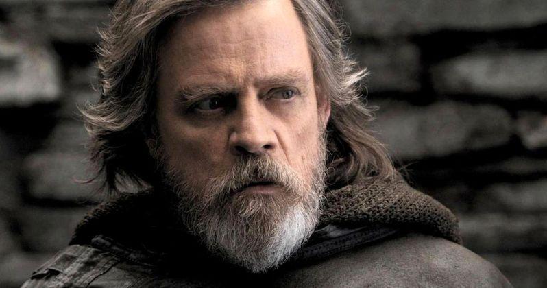 Huge Luke Spoiler Revealed in New Star Wars 8 Merchandise