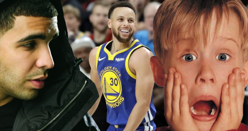Drake's Home Alone Themed NBA Finals Trolling Sparks Reaction from Macaulay Culkin