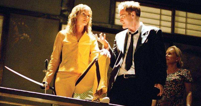 Will Kill Bill 3 Be Tarantino's Last Movie? Quentin & Uma Have Talked About It