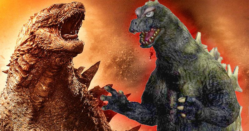 Godzilla 2 Will Have Old School Practical Monster Effects