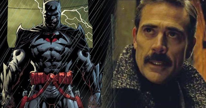 Jeffrey Dean Morgan Knows How He'd Play Batman in Flashpoint