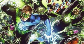 Green Lantern Reboot Is Titled Green Lantern Corps.