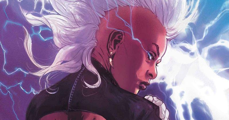 X-Men: Apocalypse Cast Photos Tease A Bald Storm