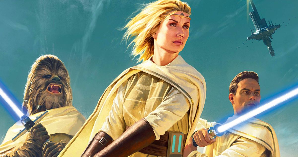 First Star Wars: The High Republic Books Get Delayed by Lucasfilm
