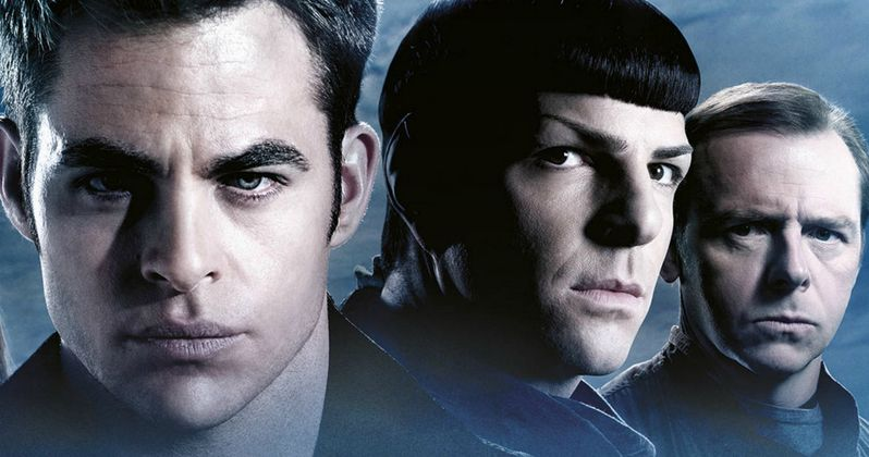 Star Trek 3 Script Finished One Month Before Shooting Starts