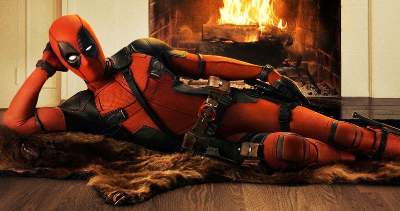 New Deadpool Trailer Arrives Christmas Day on ESPN