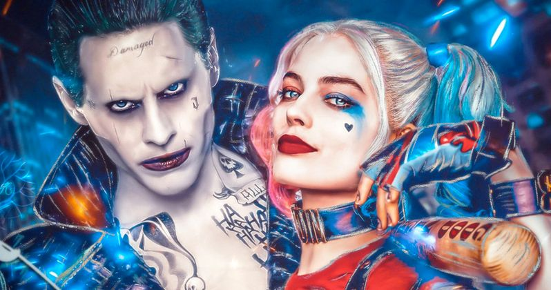Harley Quinn Vs. the Joker Movie Is Happening at Warner Bros.