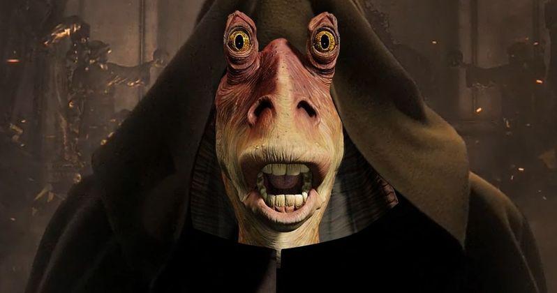 Jar Jar Binks' Ultimate Fate Revealed in New Star Wars Book