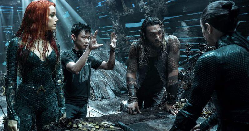 Aquaman 2 Won't Be James Wan's Next Movie