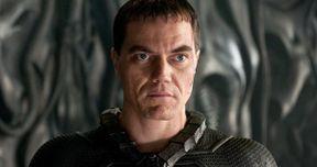Batman v Superman Zod Rumors Are Lies Says Michael Shannon