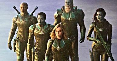 Captain Marvel Scene Description Takes Starforce to Planet Torfa