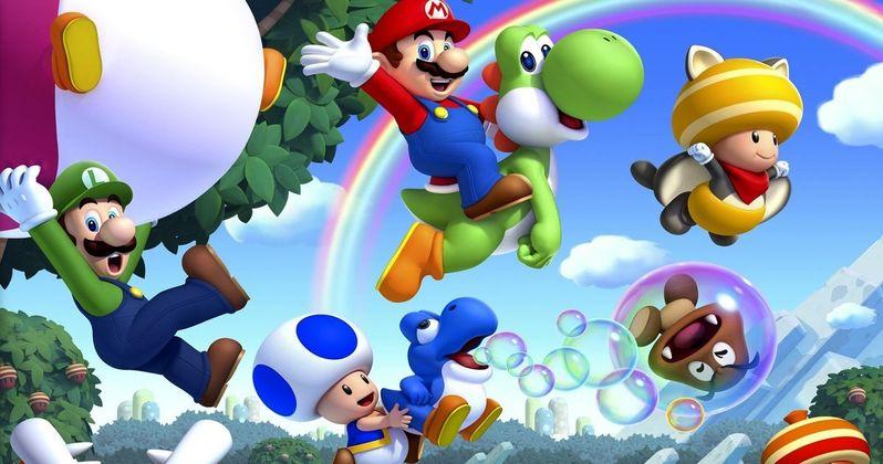 Super Mario Bros. Animated Movie Coming from Despicable Me Studio