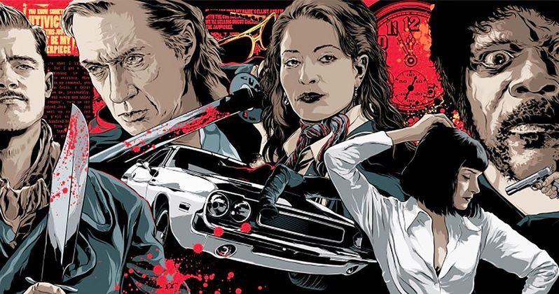 Quentin Tarantino Movies Ranked Best to Worst