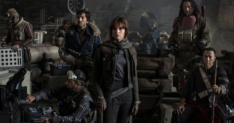 Rogue One: A Star Wars Story Costumes Arrive at Nuremberg Toy Fair