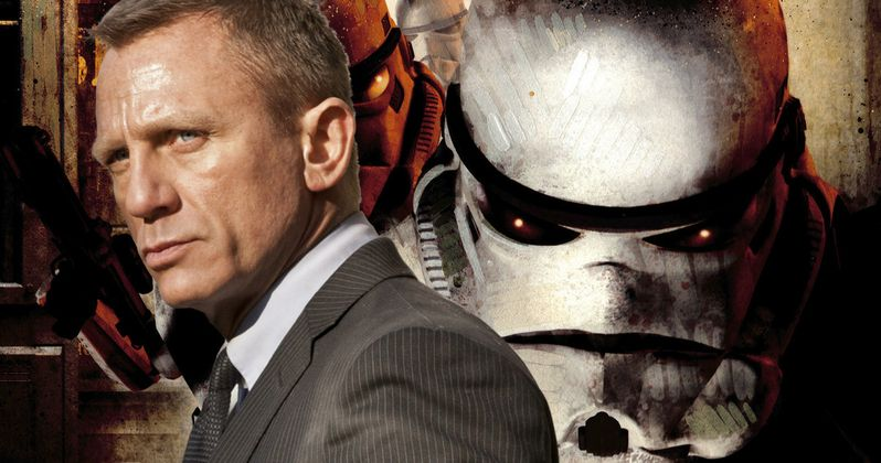 Daniel Craig's Secret Star Wars 7 Cameo Revealed?