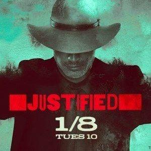 Justified Season 4 Promo Art