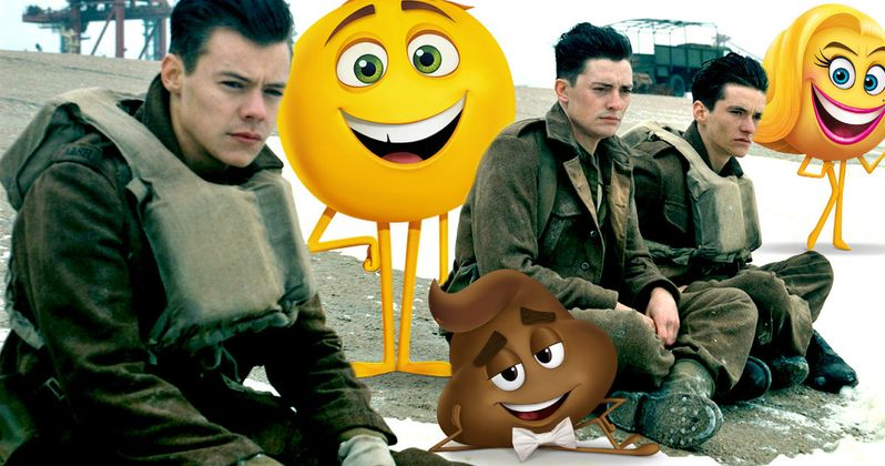 Emoji Movie & Dunkirk Run a Tight Race for Box Office Supremacy
