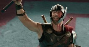 Thor 3's Best Line Was Improvised by Make-A-Wish Kid Visiting Set