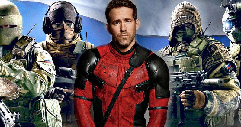 Rainbow Six Movie Targets Ryan Reynolds
