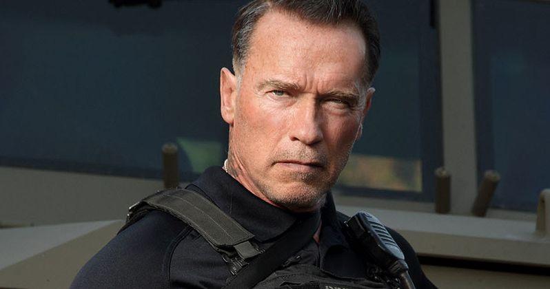 Sabotage Red Band Trailer with Arnold Schwarzenegger