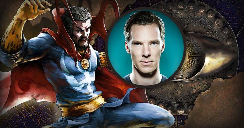 Benedict Cumberbatch Is Doctor Strange!