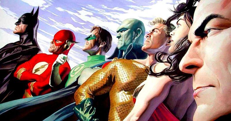 Warner Bros. Has 9 DC Comics Movies in Development Beyond Justice League