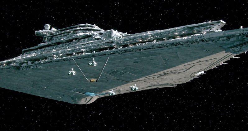 Star Wars 7 Star Destroyer Gets a Menacing Name