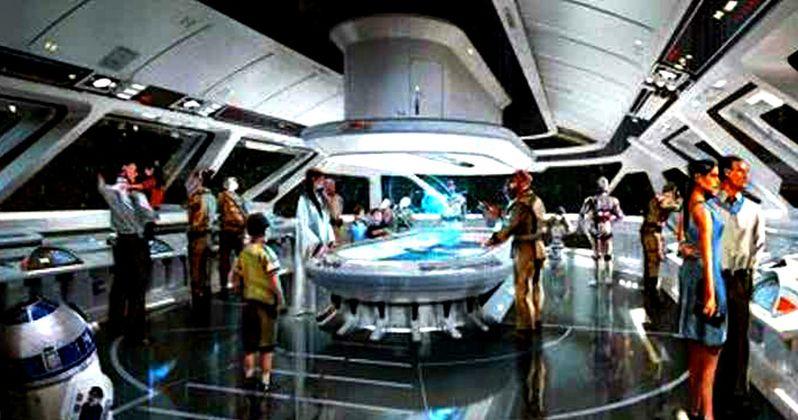 Interactive Star Wars Resort Planned for Walt Disney World