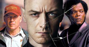 Shyamalan Wraps Production on Split and Unbreakable Sequel Glass