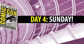 Comic-Con 2014 Schedule for Sunday, July 27th