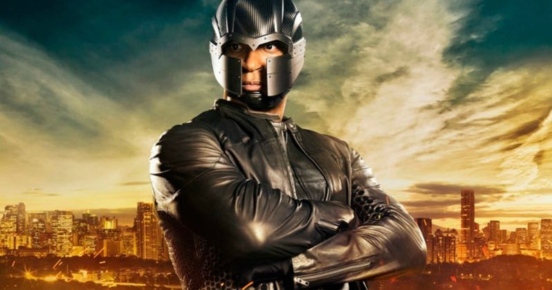 Arrow Season 4 Diggle Costume Revealed