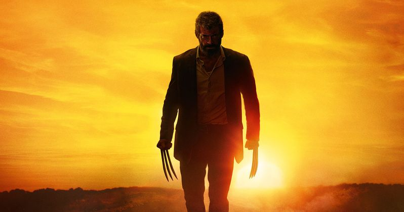 Hugh Jackman Teasing Wolverine's Yellow Suit in Logan?