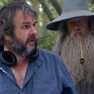 SET VISIT: The Hobbit: An Unexpected Journey Part 3: Peter Jackson and Andy Serkis
