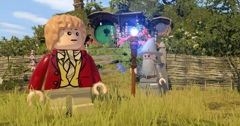 LEGO the Hobbit Video Game Trailer