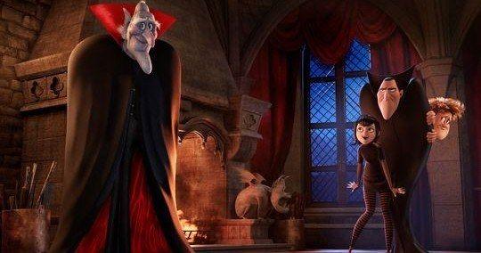 Hotel Transylvania 2 First Look Photos; Mel Brooks Joins Cast