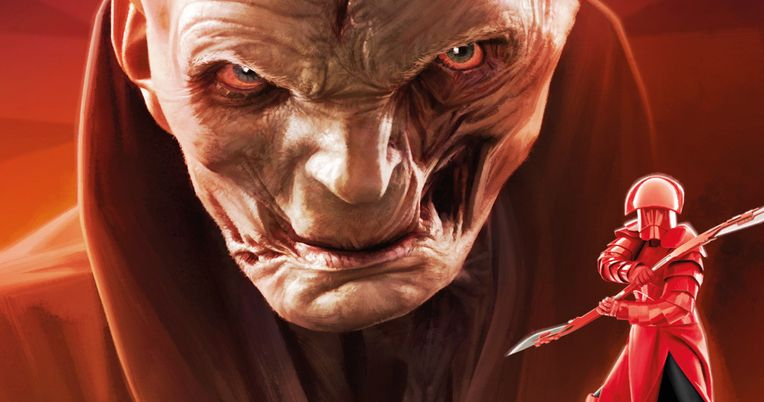Andy Serkis Wishes Snoke Had Survived The Last Jedi