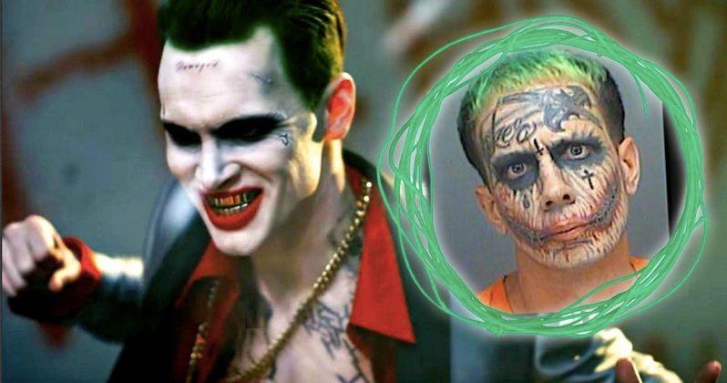 Florida's Real-Life Joker Lands Back in Jail